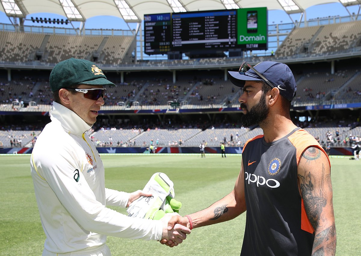 Australia vs India 2018/19: Two Likely Changes In India's Playing XI For Third Test 1