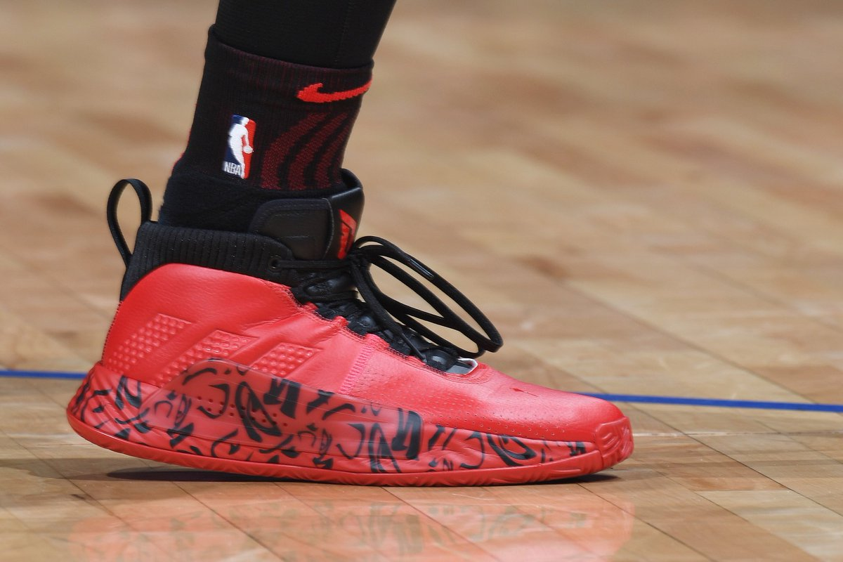official photos aad51 7b740 soletoday damelillard rolls out another colorway of the new adidas dame 5  adbphotoinc