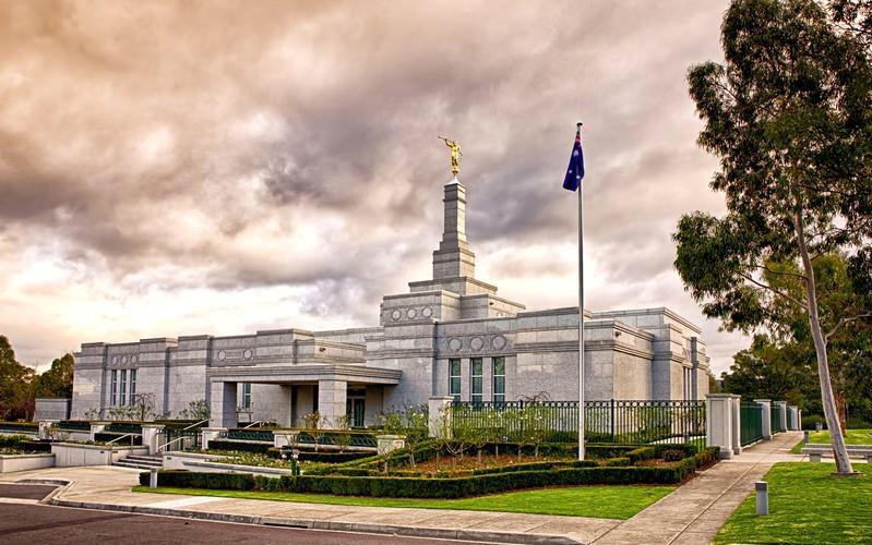 Latter Day Saint Temples Daily On Twitter Melbourne Australia