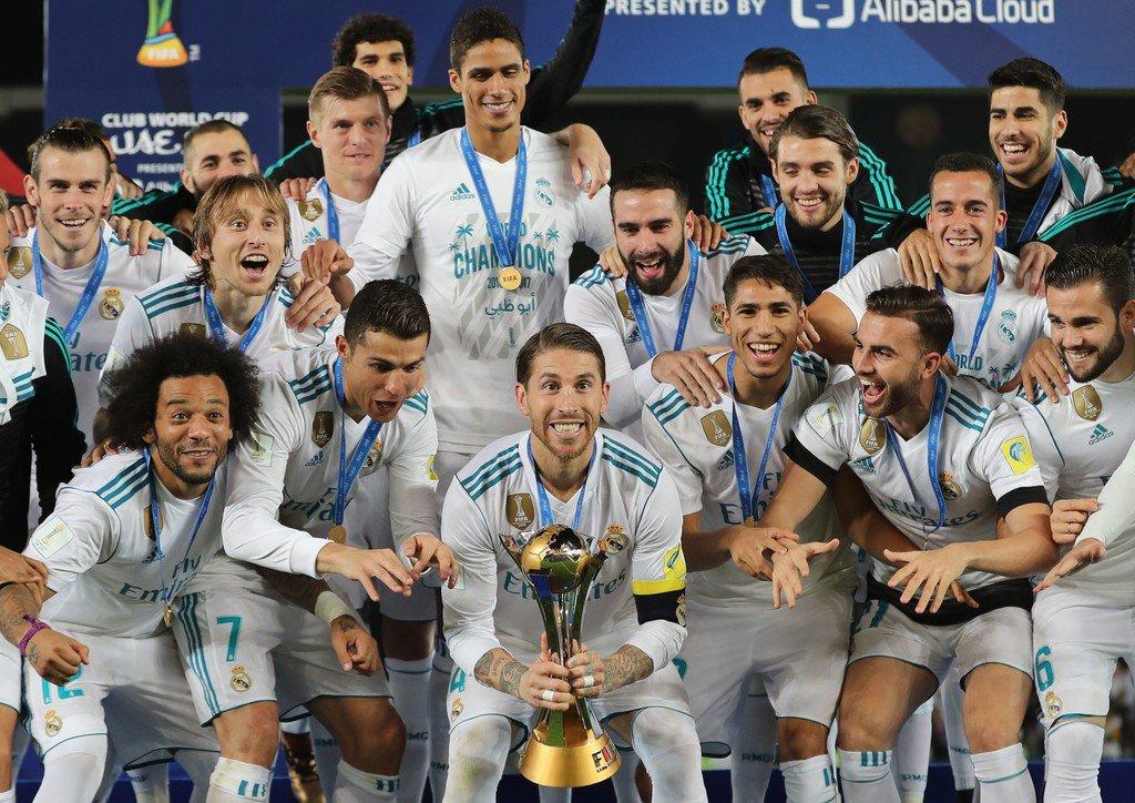 Tal día como hoy el Real Madrid se proclamó campeón del mundo por quinta vez en su historia al vencer al Kashima Antlers en una emocionante final que se resolvió en la prórroga.