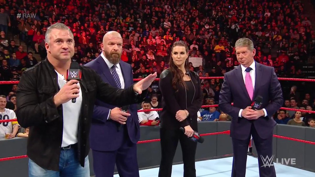 "Vince McMahon And Family Promise Change In WWE With ""Fresh Start"" On Tonight's RAW"