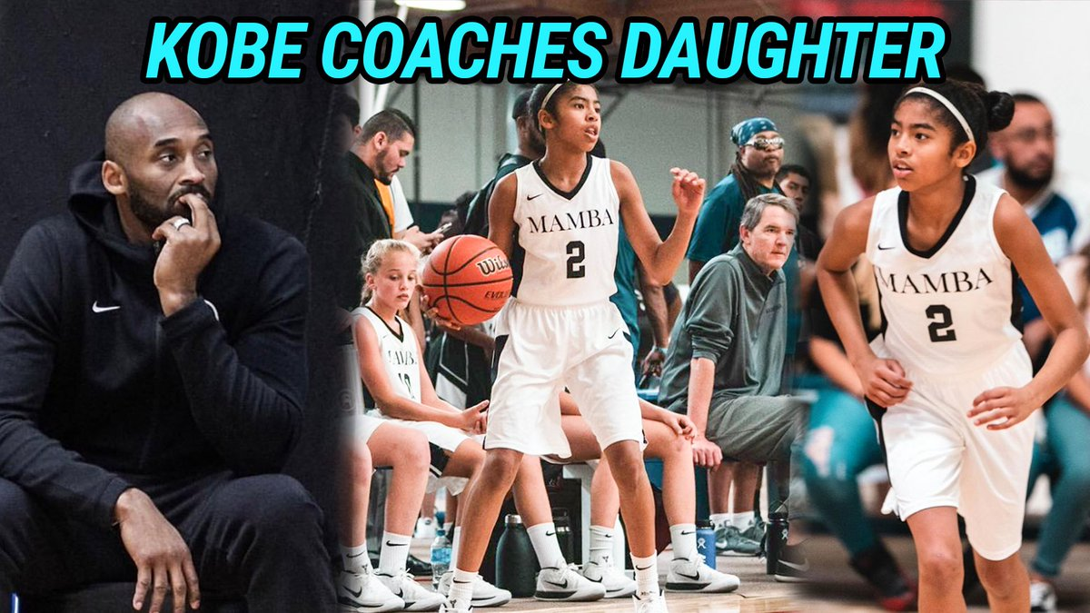 Kobe Bryant's Daughter Can SHOOT IT! 12 Year Old Gigi Shows Off AMAZING Offensive Game 😱 Full Highlights: https://ovrt.me/2Ci4210