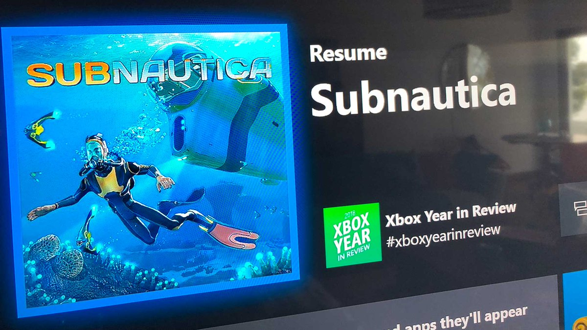 Subnautica Xbox One on Twitter: