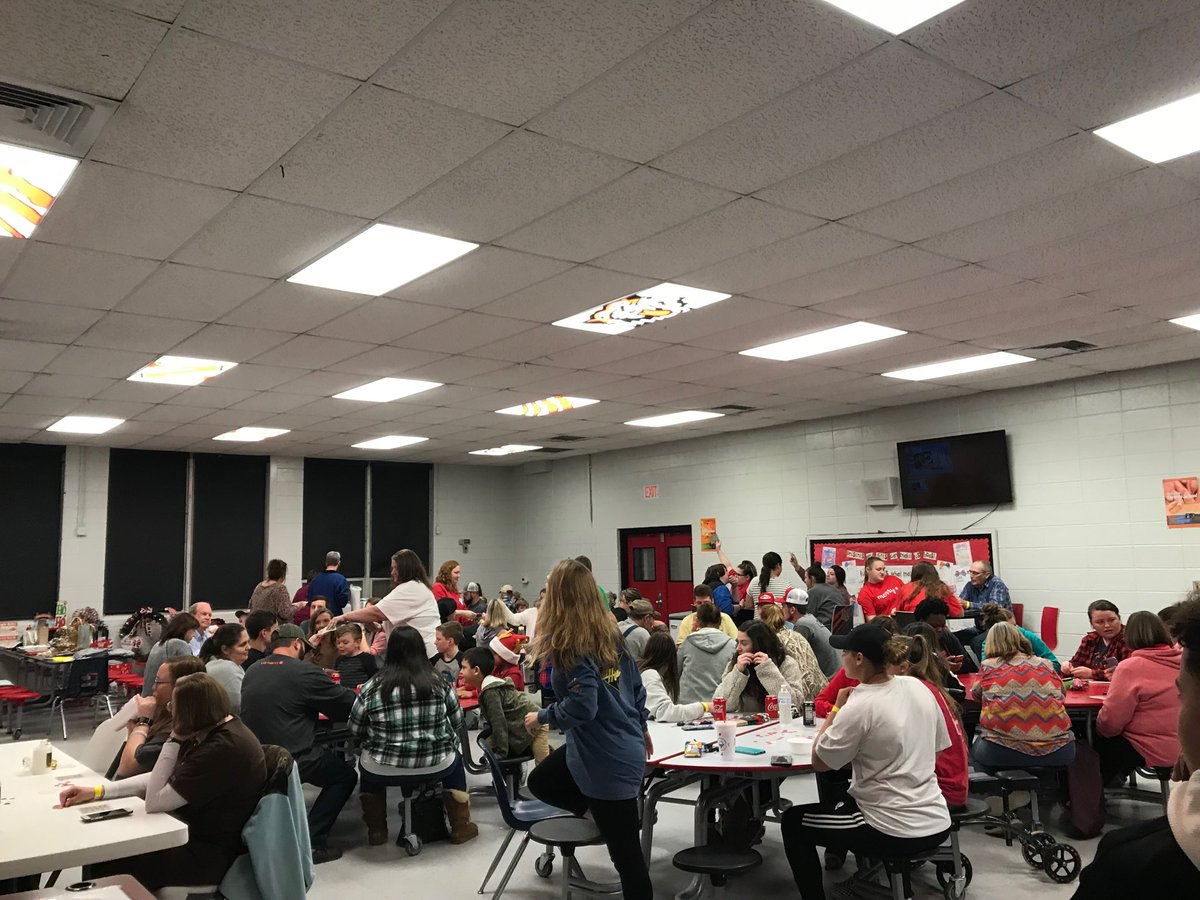 I want to thank all the parents and students who came out tonight to support the PTA in a fun night of bingo! We would also like to thank everyone who donated all of the great prizes.