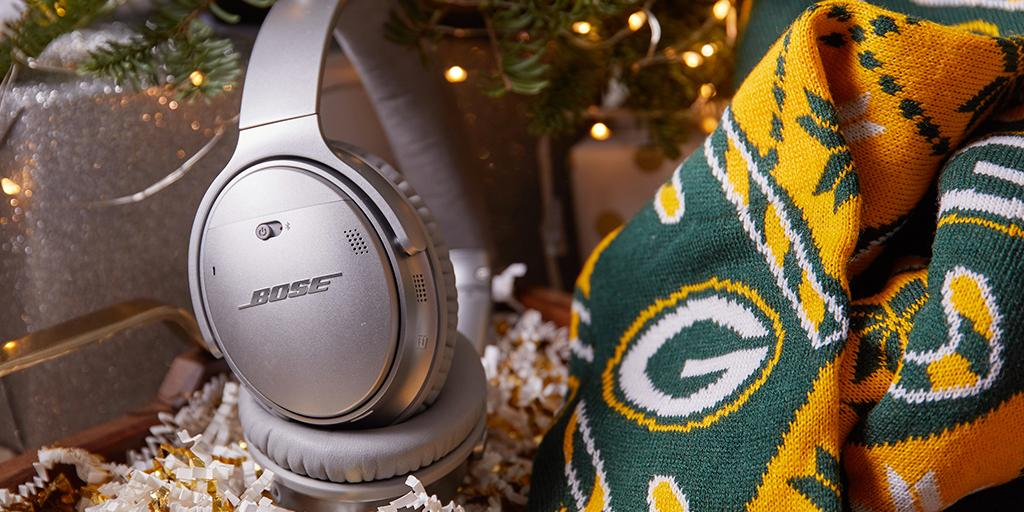 Making it through the holidays takes #HolidayFocus. RT for a chance to win @Bose QC35 II headphones &amp; official #Packers swag!    https:// pckrs.com/ra59f  &nbsp;  <br>http://pic.twitter.com/cIl0jZ0AOU