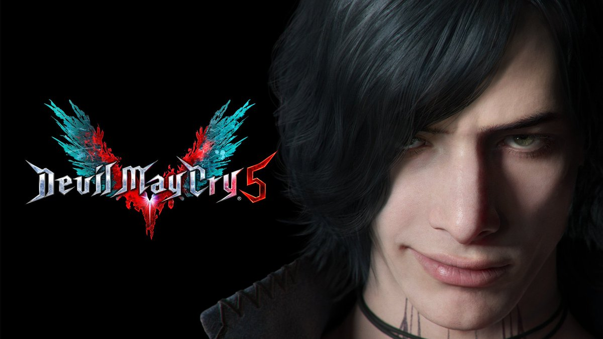 The mysterious V joins the #DMC5 gang with his own unique gameplay style to shake things up... and hes brought three little friends with him!