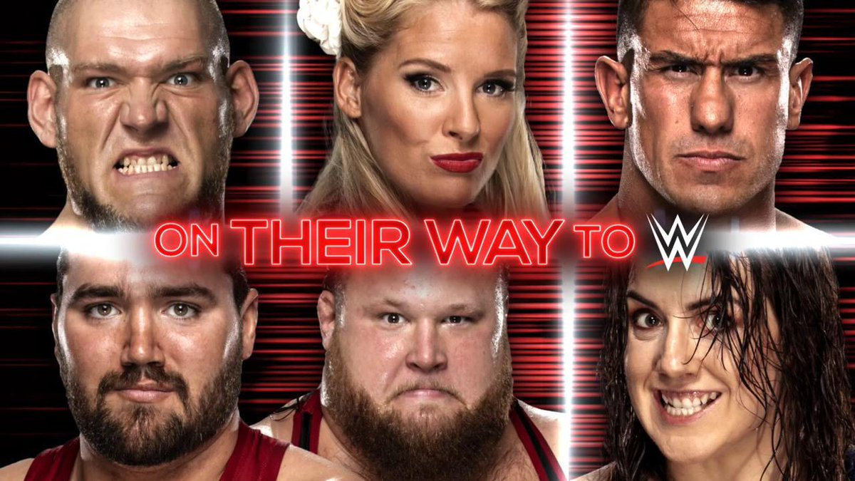 Six WWE NXT Stars Headed To RAW And SmackDown Soon