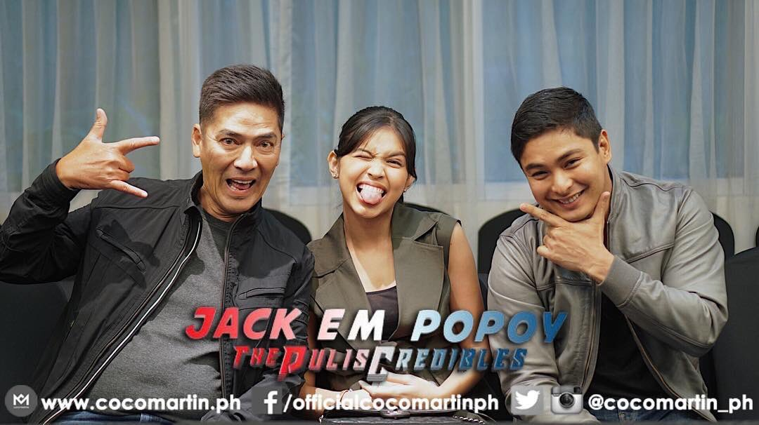 What a JEP journey it has been!  First, I was so thrilled to learn that @mainedcm is top billing an MMFF movie with Bossing and Coco Martin!  Let's talk about Kings in the industry!Squeaa!!!  Well, deserve na deserve naman ng queen such as Maine un!  #JackEmPopoyGradedA<br>http://pic.twitter.com/wJnilIpF4E