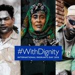 #MigrantsDay Twitter Photo
