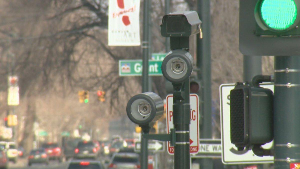 Cbsdenver On Twitter City Leaders Delay Decision More Red Light In Car Lights Cameras Photo Radar Van Https Tco Yhj2aqmyjr