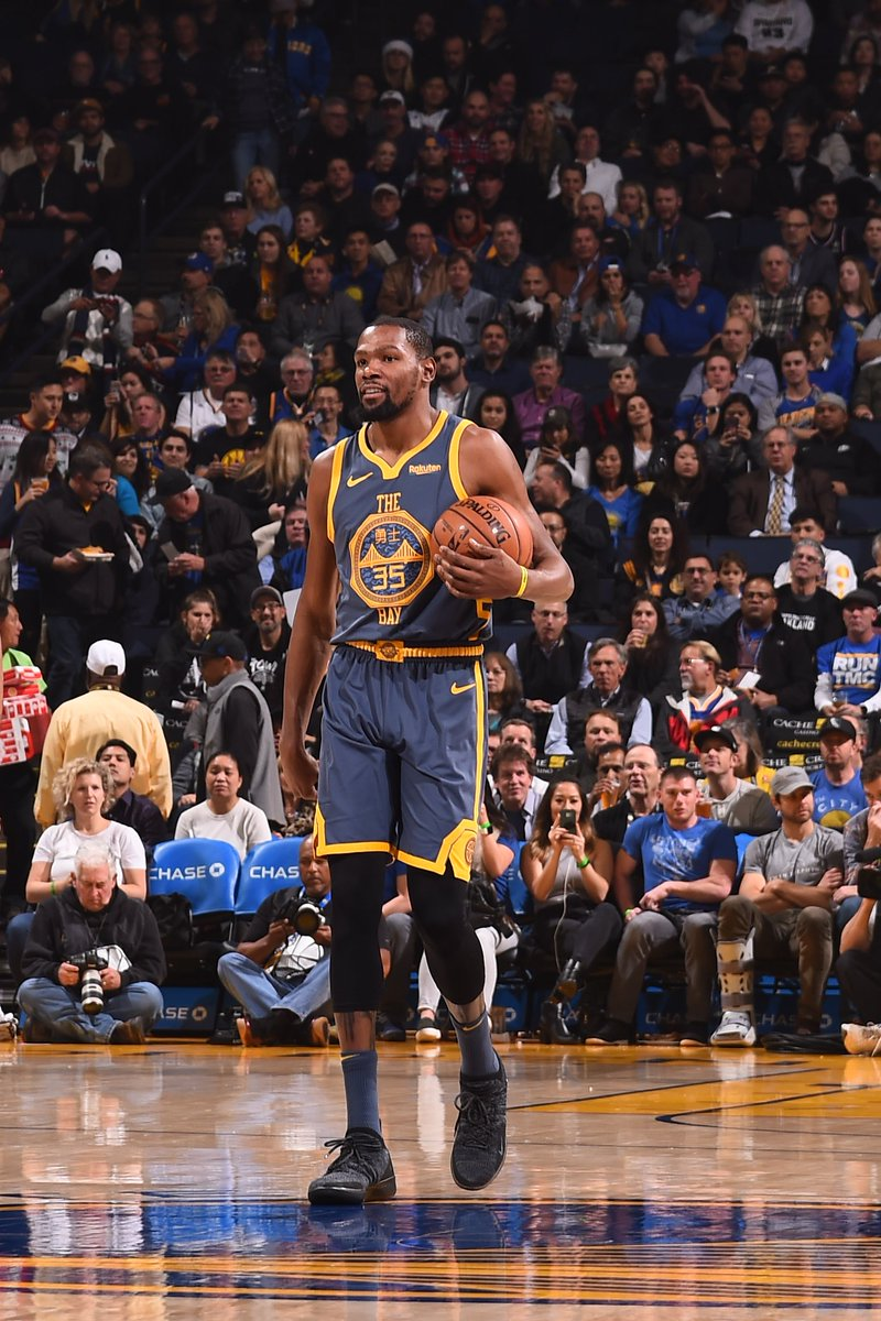 Kevin Durant passes Larry Bird on NBA's all-time scoring list