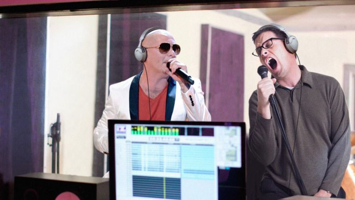 Report: Growing Number Of Americans Forced To Make Ends Meet By Collaborating On Song With Pitbull  https:// trib.al/Es8grPQ  &nbsp;  <br>http://pic.twitter.com/ZAxsCunUiK