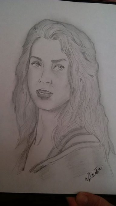 Happy Birthday to - Hope you have a very blessed one - my fanart drawing of  :)