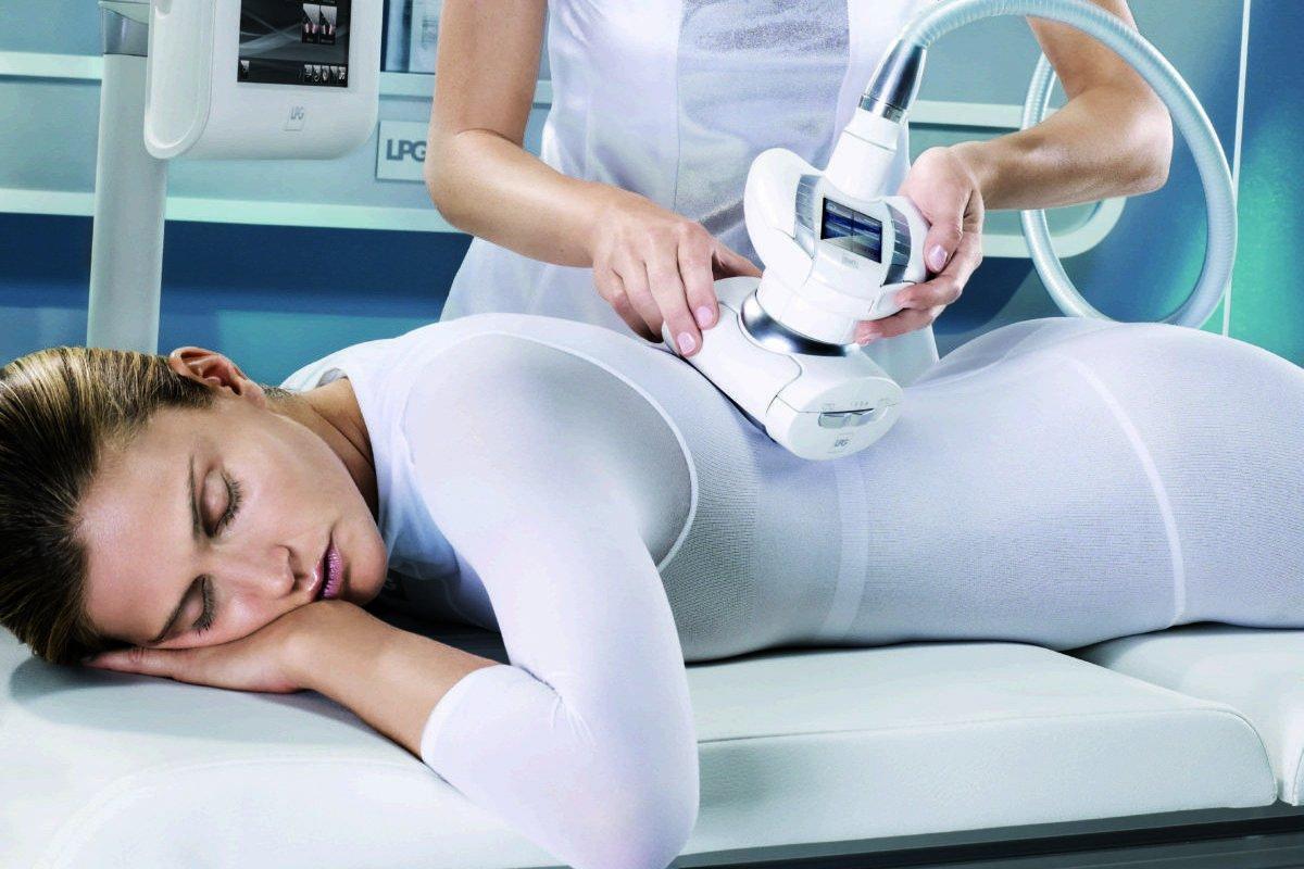 Аппаратные процедуры для похудения в салонах
