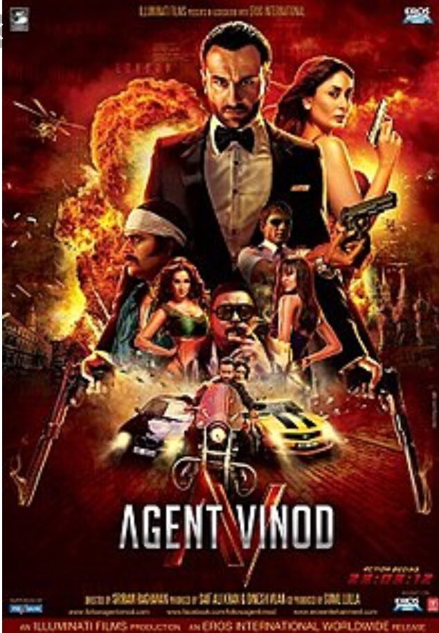 Bollywood Action Movie Starring | Asdela