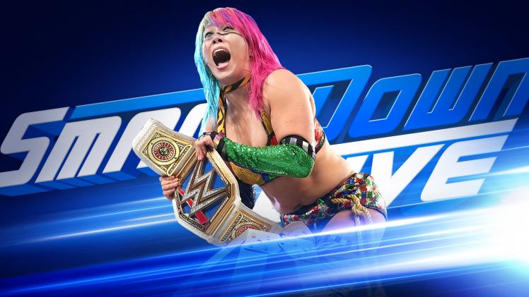 Image result for the era of asuka begins smackdown