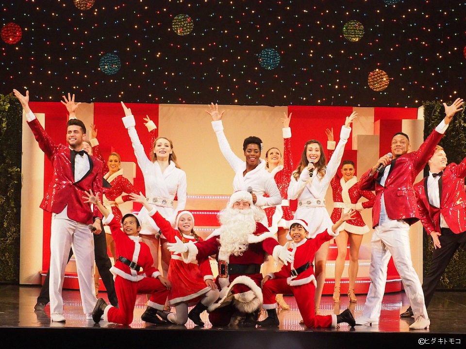 《WOWOW 後援》 クリスマスまであと一週間ブロードウェイクリスマス・ワンダーランド 絶賛上演中!