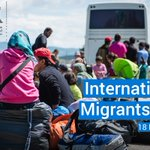 #InternationalMigrantsDay Twitter Photo