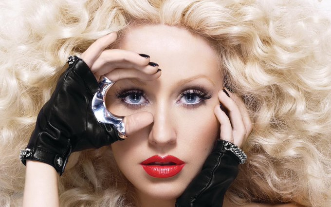 Happy Birthday Christina Aguilera!