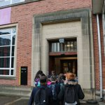 Image for the Tweet beginning: Year 7 visited @unibirmingham yesterday.