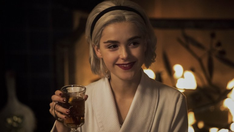'Chilling Adventures of Sabrina' Renewed Through Season 4 at Netflix https://t.co/gcBJIoxpA1