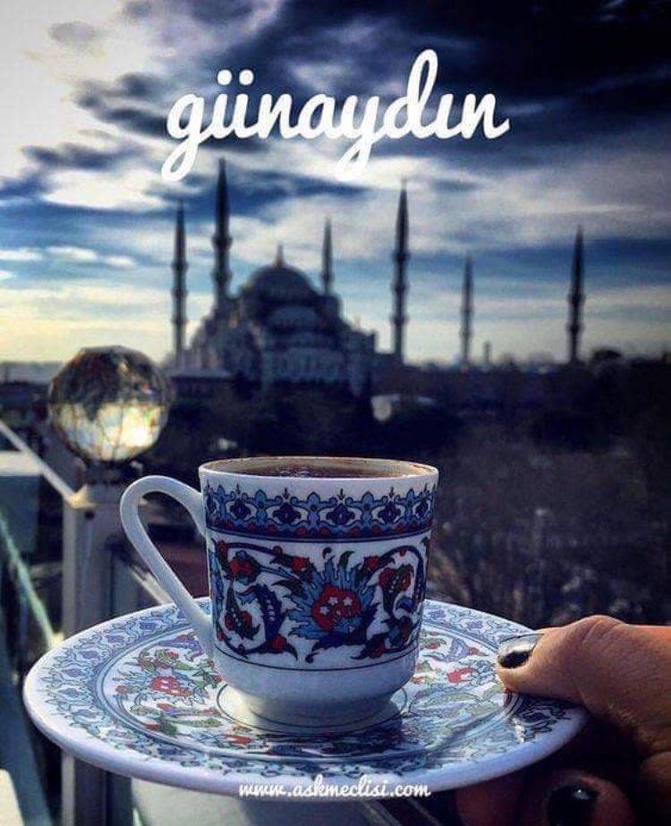 Картинки на турецком с добрым утром для мужчины