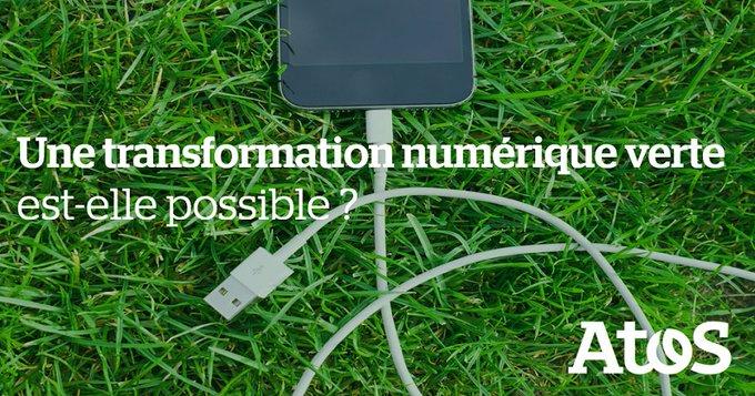 Le #numérique peut combattre tout comme aggraver le #ChangementClimatique. Tour d'horizon des s...