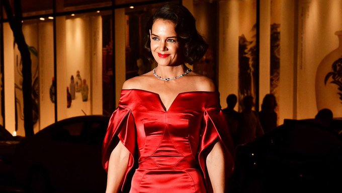 Happy Birthday, Katie Holmes! See The Actress Best Looks Of 2018