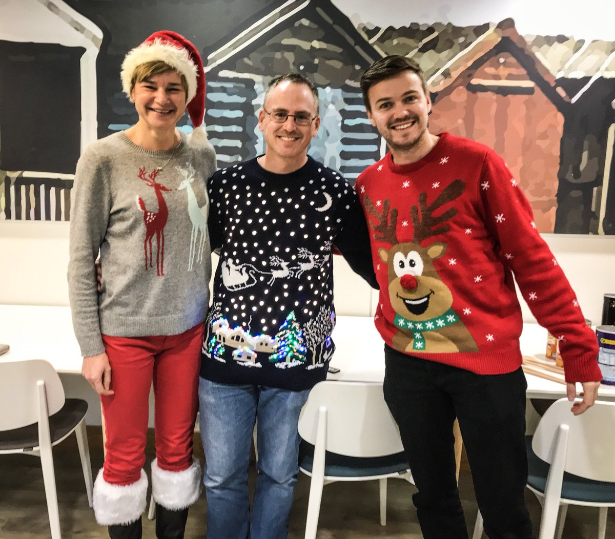 3afeee30e  christmasjumperday hashtag on Twitter