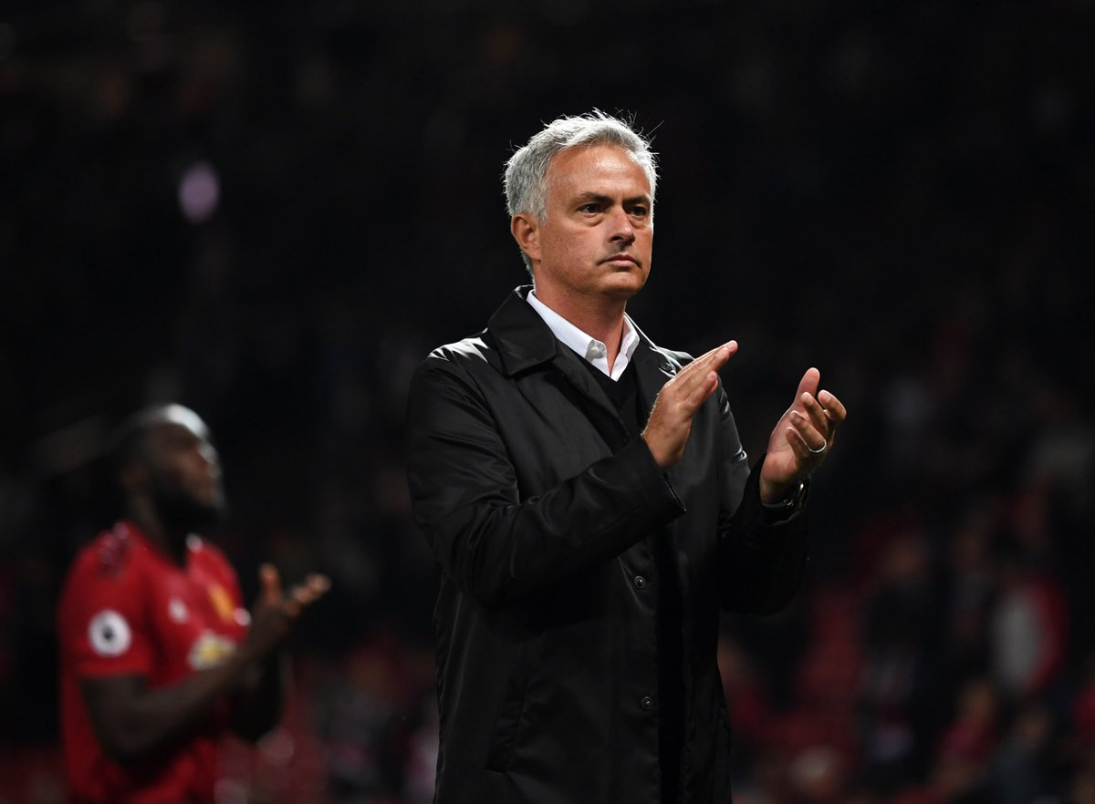 I was one of his biggest advocates 2 & half years ago when he joined @ManUtd & felt he stabilised our club when we needed it... You can't ignore what Jose has achieved as a manager previously but I feel the time has come for fresh ideas at #MUFC    https://www.instagram.com/p/Brh5wHGBy0f/?utm_source=ig_share_sheet&igshid=mk0rcm93cfuz…