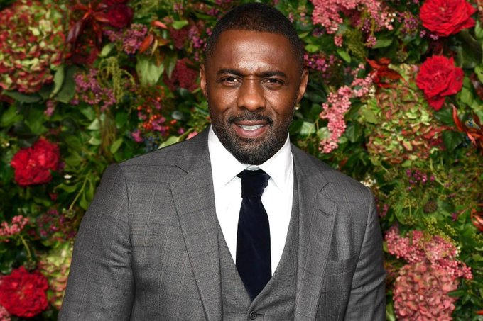 Idris Elba offers the perfect response to question about the #MeToo movement Foto