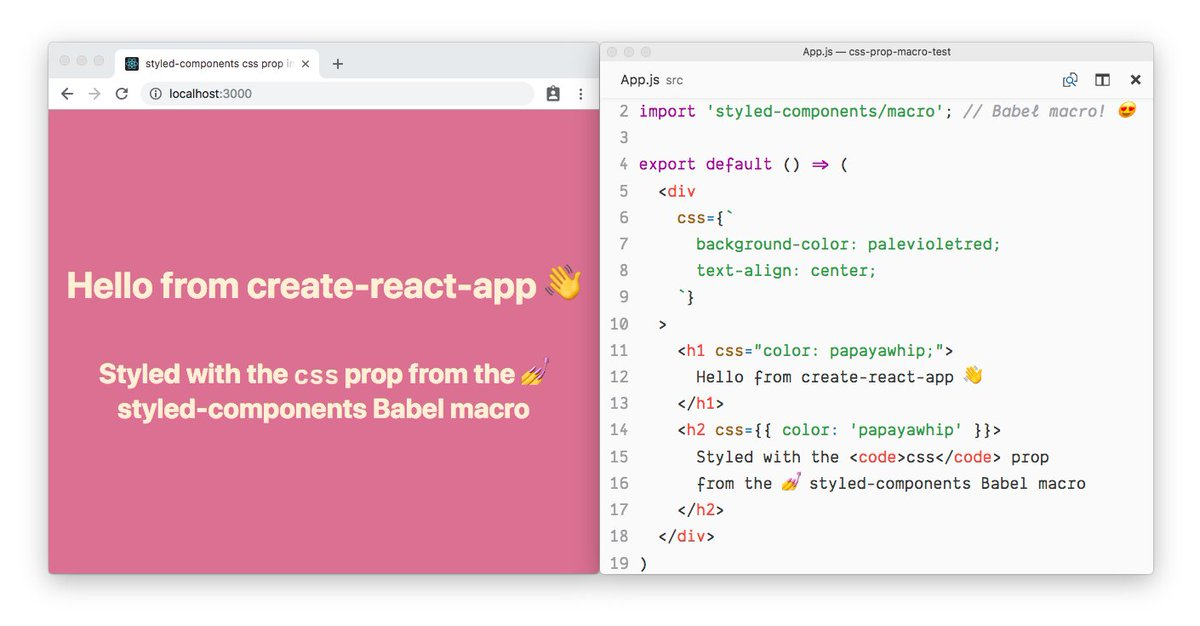 Jsx Is Used Without Importing React Webstorm