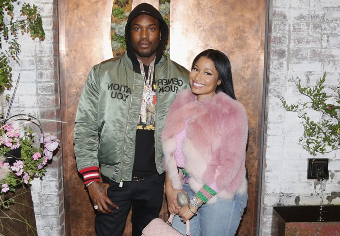 Meek Mill says Nicki Minaj blocked him on Instagram https://t.co/VsNZF3dUjv