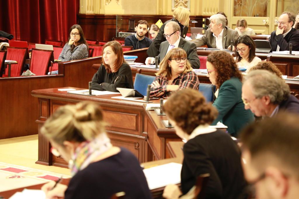 El PSIB-PSOE defiende unos presupuestos para 2019 que 'contienen mil medidas para votar a favor, incluso por el PP'