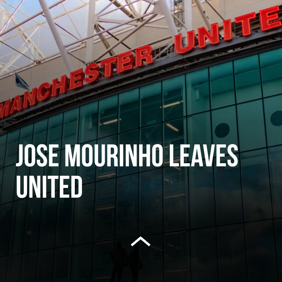 Bos 'Mourinho' pergi, dan tahunya dari notif aplikasi. Lalu mencari Twitter 😥