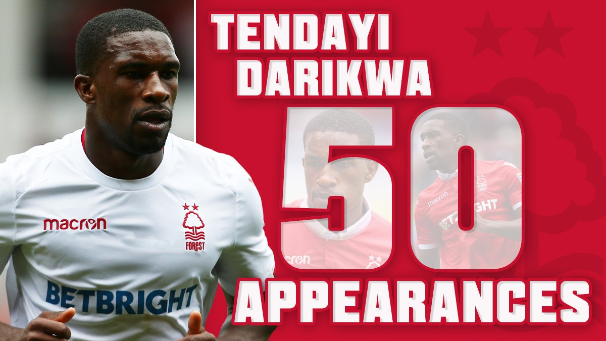 Clean sheet ✅  Point on the road ✅  5️⃣0️⃣ up for @TendayiDarikwa 👏 #NFFC