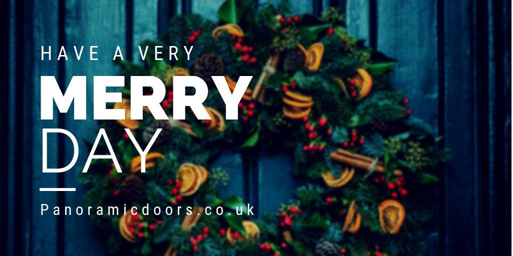 We're wishing you all a magical day, enjoy your Tuesday friends!  #panoramicdoorsuk #alumen #welglaze #merrychristmas #christmascheer https://t.co/KggZyZTg66