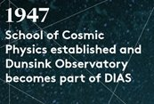 test Twitter Media - In 1947 our School of Cosmic Physics was established. You can read about the fascinating work being done at the school at: https://t.co/tXIgo5dnJM #DIASdiscovers https://t.co/3htZX0haSb