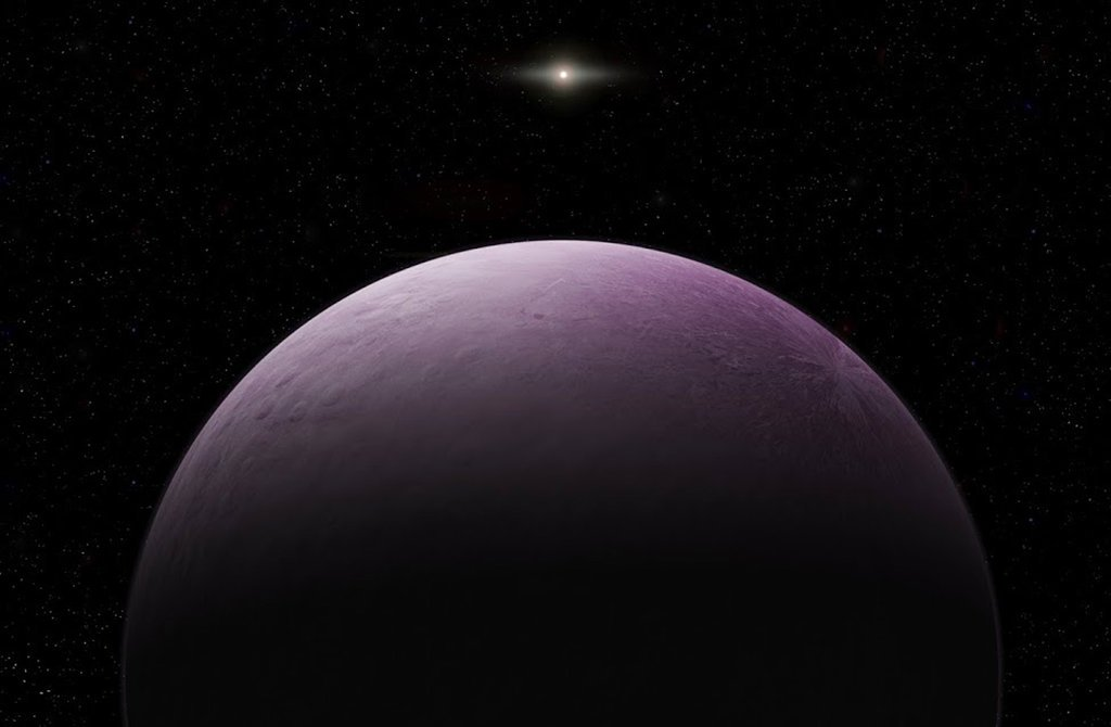 Scoperto #Farout il pianeta più lontano del Sistema Solare. È di colore rosato, tipico dei mondi ghiacciati → https://t.co/W1IxI6kNZO