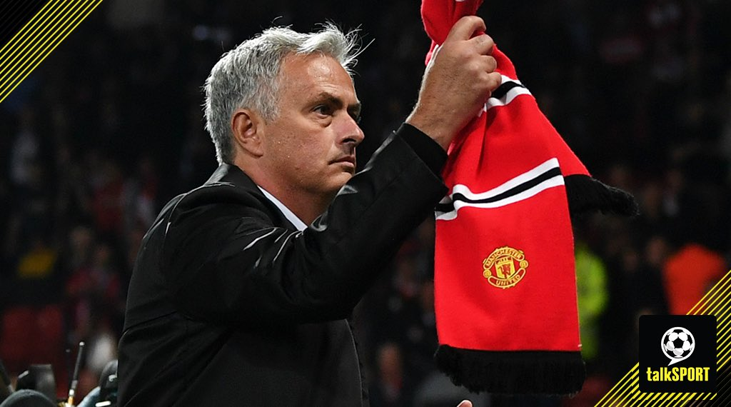 Man United fans, how do you feel about Jose Mourinho being sacked? 🤔  We want your reaction.  📞 Call us → 08717 22 33 44 📻 Tune in → https://t.co/nOCybh8ExD