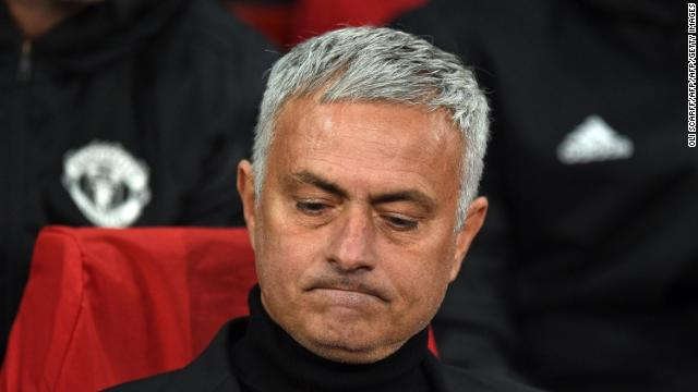 Manchester United has fired manager Jose Mourinho following the club's worst ever Premier League start. https://t.co/klQgUFb6aa