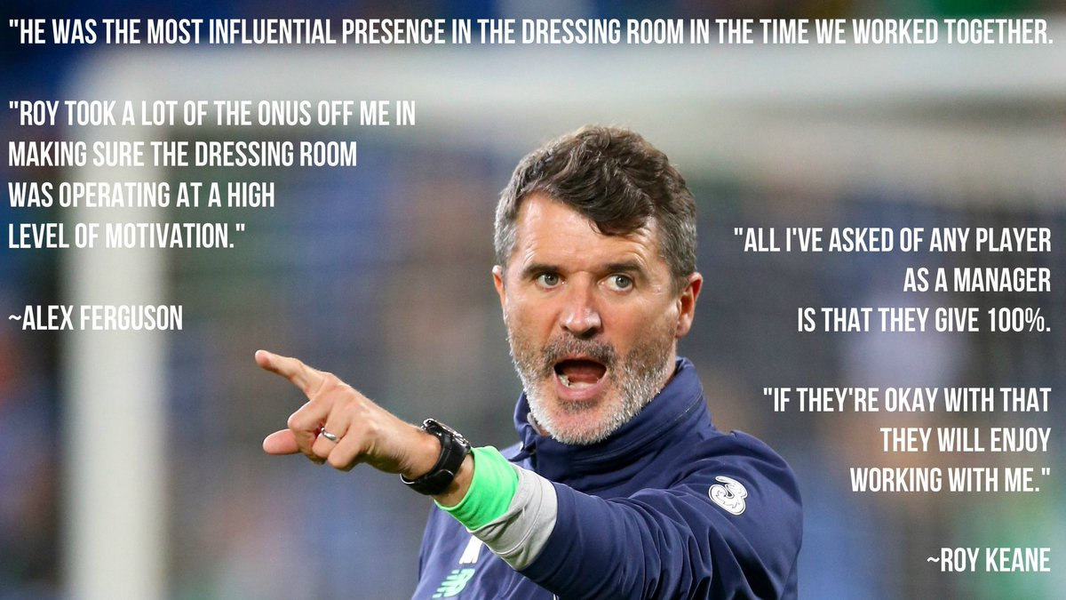 Roy Keane, similar character to Fergie, values of Manchester United, loves the club, would make an instant impact...