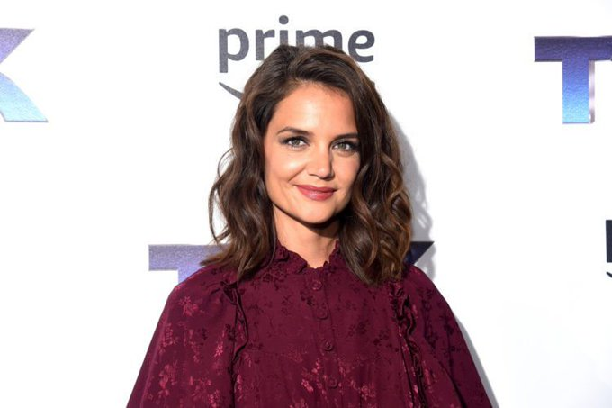 Happy birthday to the amazing actress,Katie Holmes,she turns 40 years today