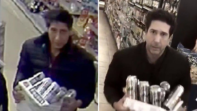 Warrant issued for 'David Schwimmer lookalike' after he fails to show up in court https://t.co/9uryogRN9W