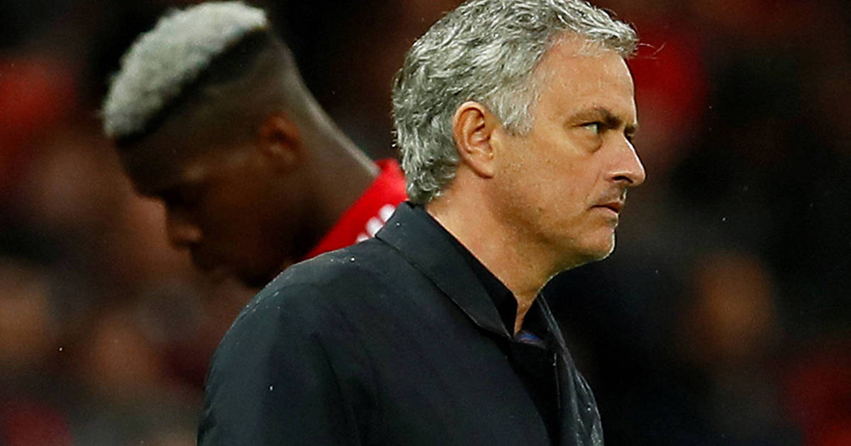 Manchester United. Paul Pogba réagit au départ de Mourinho à sa manière https://t.co/CRCqNE0eCA