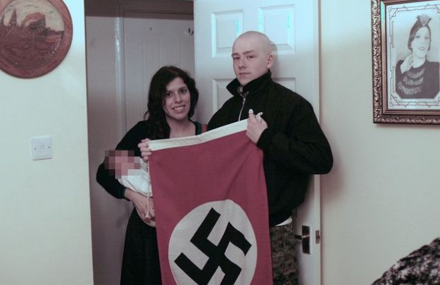 BREAKING: Neo-Nazi couple who called baby Adolf jailed for being National Action members https://t.co/qU3psod178