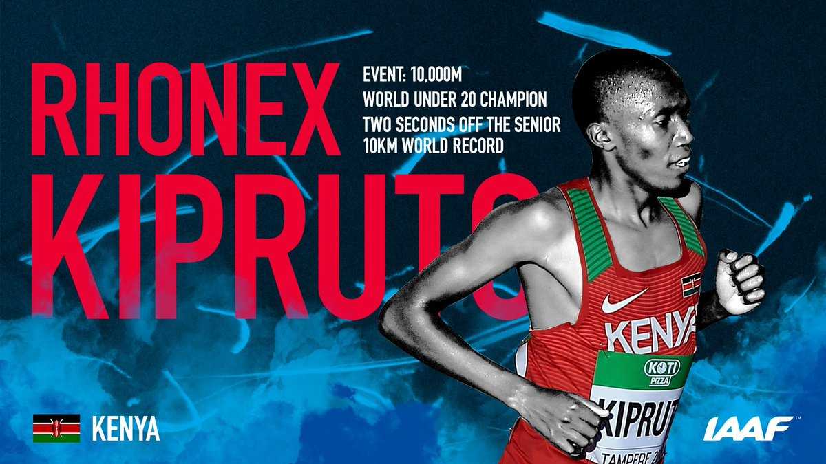 f02a0df83ade6 This year Rhonex Kipruto became world under 20 champion