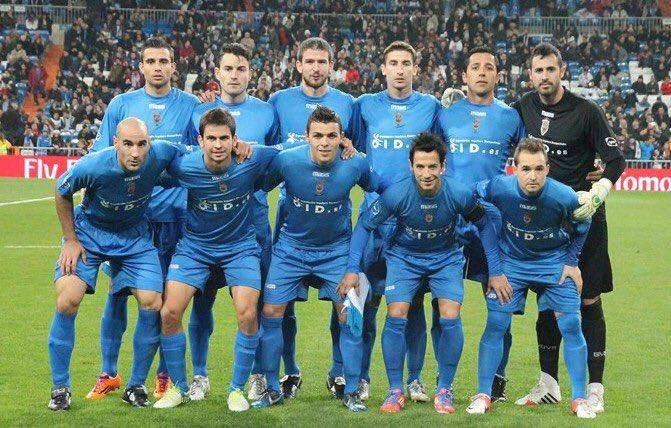 Hace justo 5 años vivimos uno de los días más importantes de la historia de nuestro humilde club. Hoy luchamos juntos para salir adelante y poder seguir soñando. #RealMadridOlímpic #CopaDelRey #SantiagoBernabeu #18Dic2013