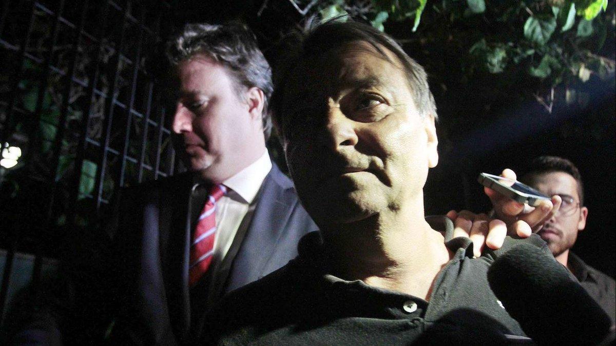 Battisti, ministro brasiliano: 'Possibile che sia fuggito dal Paese'  #CesareBattisti https://t.co/YG5yLFOrK8