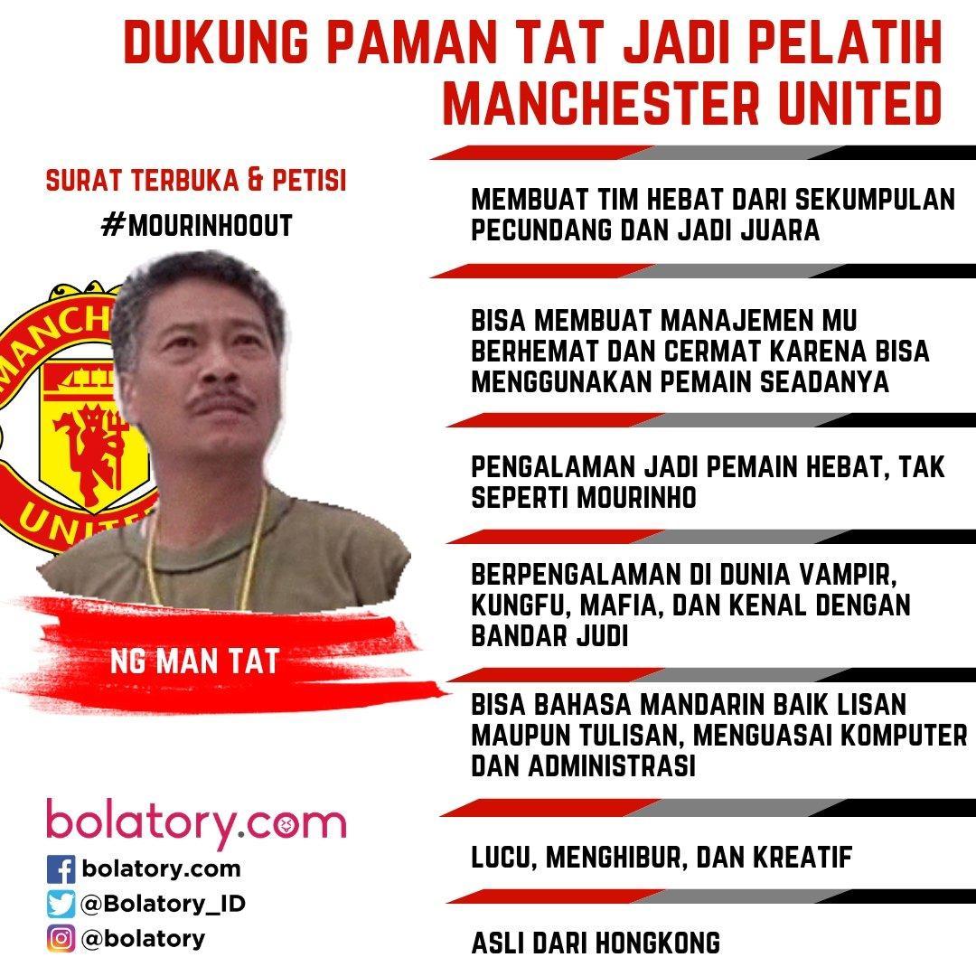 """Goal Indonesia On Twitter """"Siapa Yang Layak Gantikan Jose"""